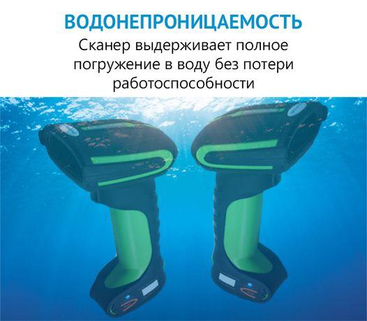 Ударопрочный водонепроницаемый сканер штрих-кодов USB Киев - изображение 5