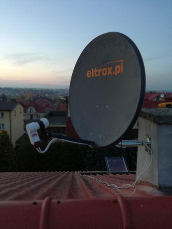MONTAŻ, USTAWIANIE ANTEN satelitarnych i naziemnych,CAŁODOBOWO !!! Lublin - image 4