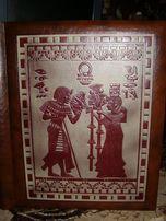 Фотоальбом из натур/кожи (Египет)