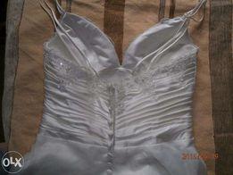 свадебное платье р.50-52 Новое!!!