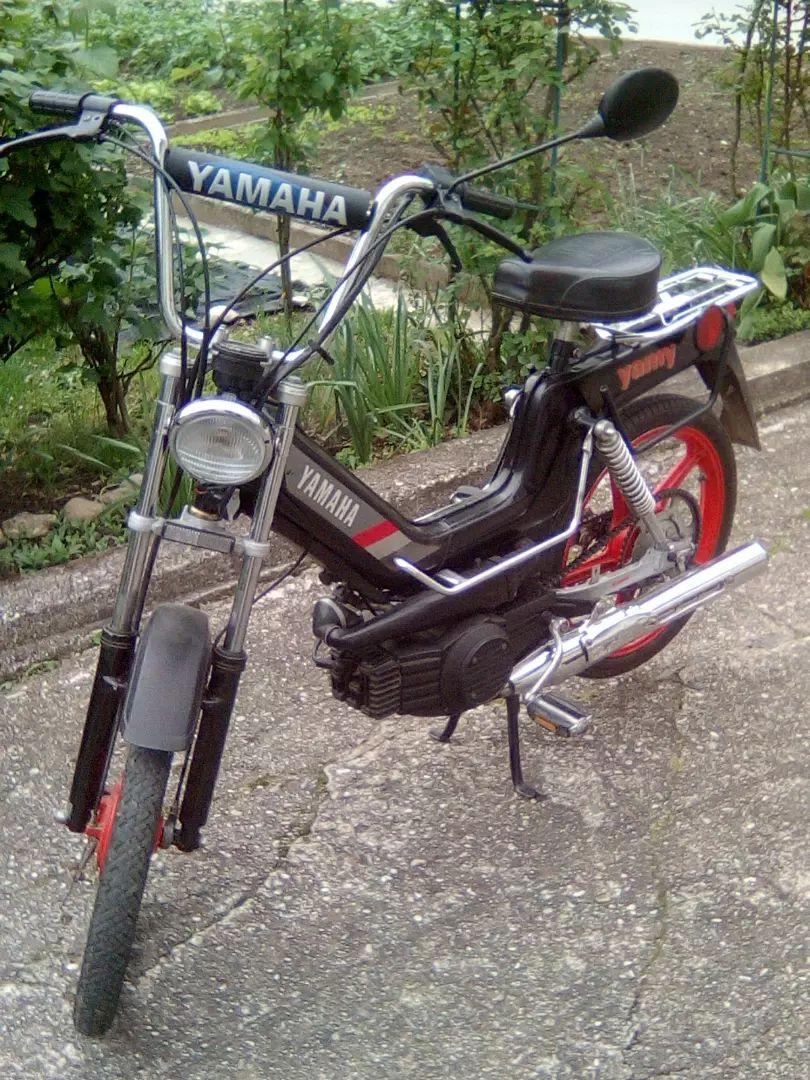 Yamaha Yamy 49 ccm 0