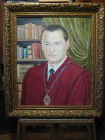 Vip Портрет маслом на заказ высокого уровня! Портрет на заказ Киев