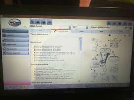 Wow snooper 5.00.8 diagnostic software with technical data