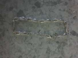 Womans inifnity bracelet