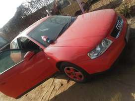 Audi A3 complete car without key