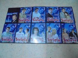 kolekcja płyt dvd-Święty