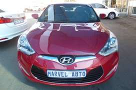 2014 Hyundai Veloster 1.6 GDI Executive