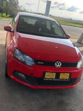 Polo Gti 1.4 red