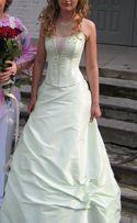 Сукня/ плаття з корсетом