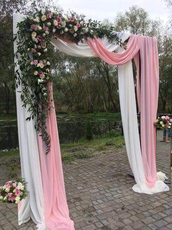 Весільні декори, живі квіти Львов - изображение 5