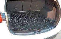 Ковер в багажник Volkswagen Tiguan 2007-2016 коврик фольцваген тигуан.