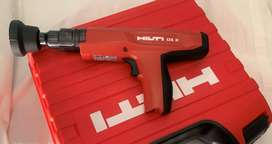 Hilti DX 2 Nail Gun, new in case, retails for over R6000