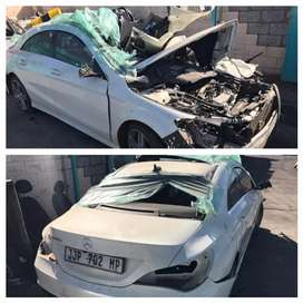 Mercedes Benz CLA Stripping For Spares