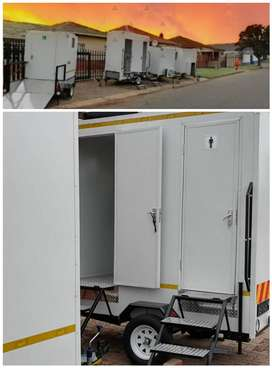 Mobile Toilets VIP For Sale.
