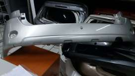 Toyota Fortuner Rear Bumper for 2004 to 2010 model