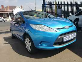 2009 Ford fiesta  with 1.6