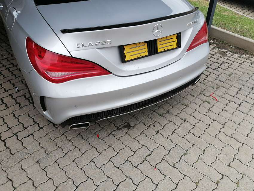 Boot spoiler and sports accessories 0