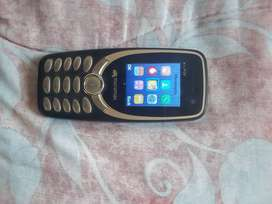 Micromax cell phone, X1i-POP, in excellent condition.