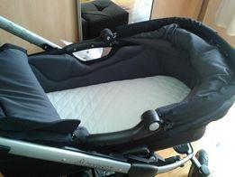 Maxi Cosi Mura 4 Plus 2w1+śpiworek