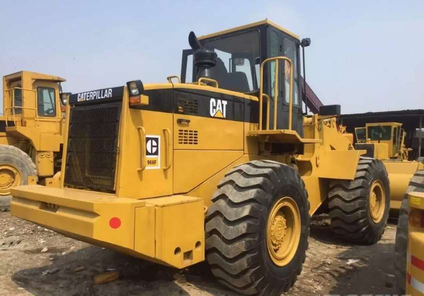 Caterpillar CAT 966F 2009 Model; TOKUNBO with CUSTOM PAPER 0