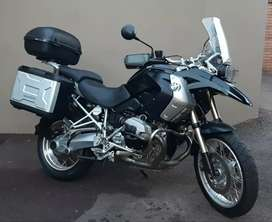 Finance available.2011 GS1200. Great condition. 31000km.