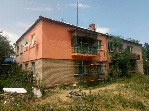 Утепление фасадов многоэтажек и домов Дружковка - изображение 8