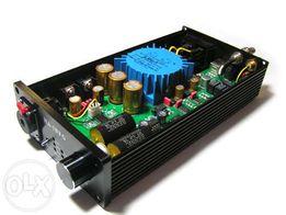 Цап, усилитель QLS NG94 MкII+.
