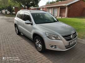 2010 VW Tiguan 1.4 Tsi Trendfun 4motion for sale