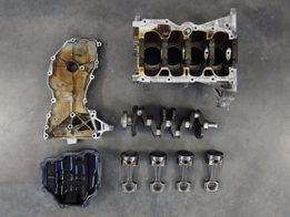 Блок двигуна колінвал шатуни піддон Nissan Tiida 1.6 16V