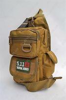 Тактическая сумка - рюкзак для скрытого ношения оружия. EDC. мод 184