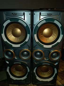 JVC Home Sound System for Sale
