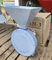 Зернодробилка (мельница) ЛАН-3 (зерно+качан(кукурудза)) 2.5 кВт чугун