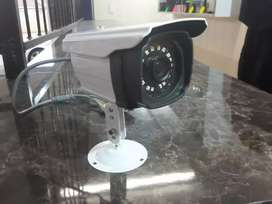 8 channel CCTV syst