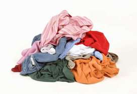 Old clothes for sale
