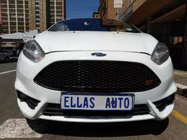 Pre Own 2014 Ford Fiesta Ecoboost ST