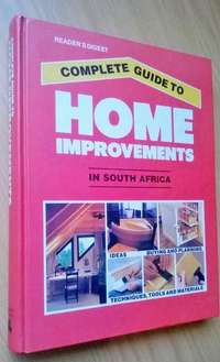 Image of Reader's Digest Complete guide to Home Improvements.
