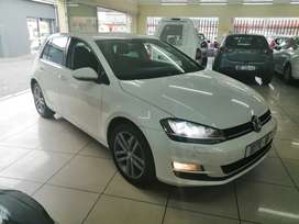 2015 Vw Golf Vii Tsi DSG in immaculate condition