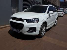 2017 chevrolet captiva 2.2 lt automatic