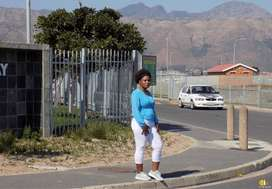 A domestic worker is looking for a job
