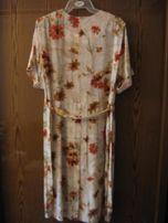 Платье летнее цветное р.48,50