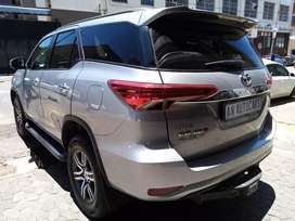Toyota Fortuner GD62.8.4x4   R38,000