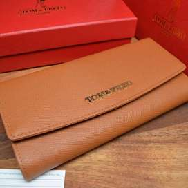 Woman Tom And Fred wallet