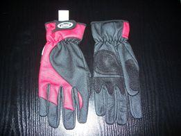 Rękawiczki rowerowe Loman, windproof, NOWE