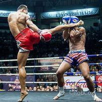 Тренировки по тайскому боксу Muay Thai