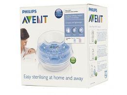 Philips sterylizator parowy do mikrofalówki. Z opakowaniem pudełkiem.