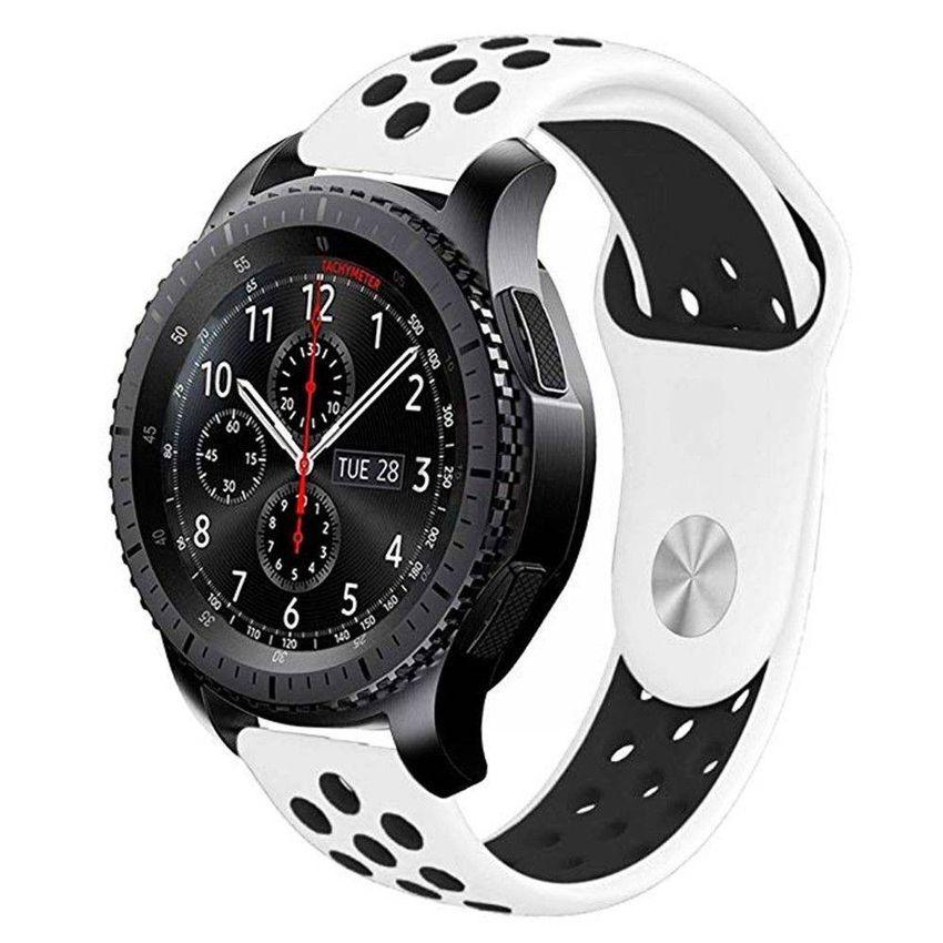 Samsung Galaxy Watch silikonový pásek 0