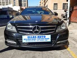 Pre Owned 2014 Mercedes Benz C250 Coupe
