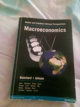 Macroeconomics Global and Southern African Perspectives