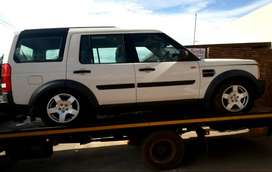 Land Rover Used Spares - Discovery 3 Stripping for Parts