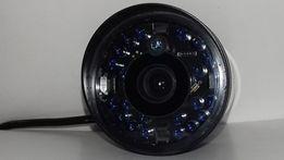 Kamera kolorowa IR z obiektywem 3.6mm AVTECH